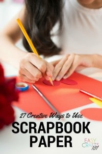 27 Ways to Use Scarpbook Paper