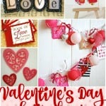 Easy Crafts: DIY Valentine's Day Decorations