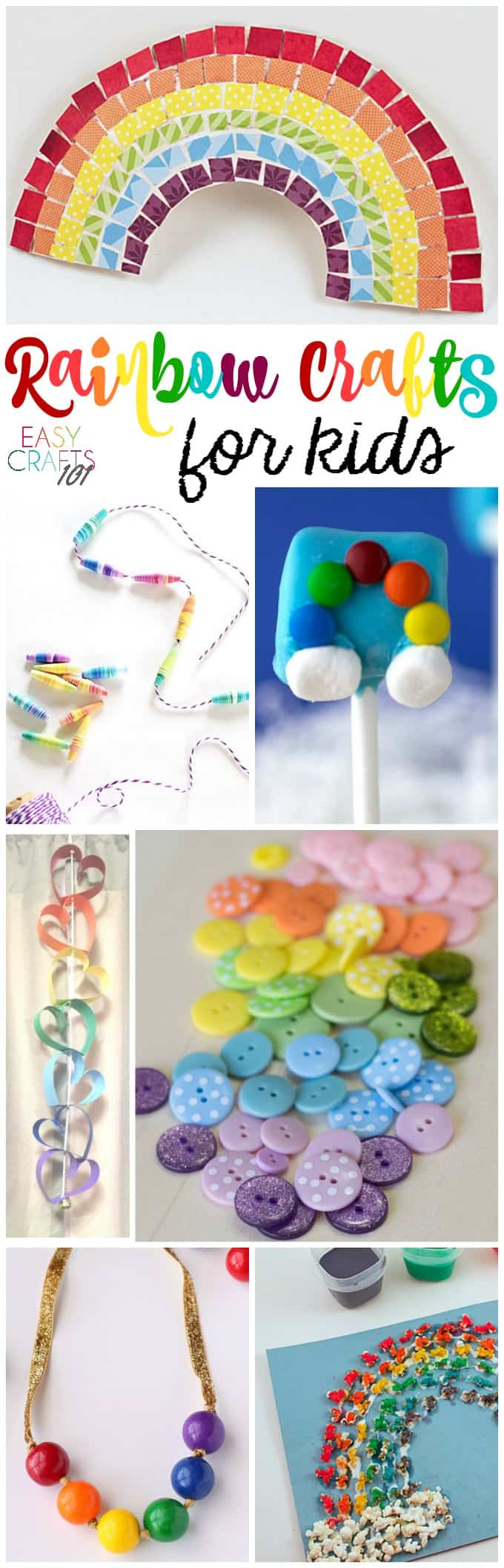 rainbow art and craft easy rainbow crafts for easy crafts 101 5308