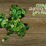 Easy Shamrock Crafts for Kids