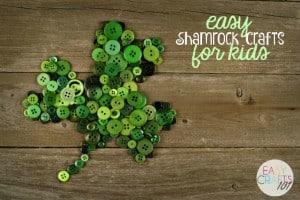 Easy Shamrock Crafts