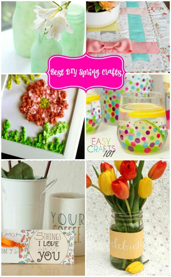Best Spring Crafts