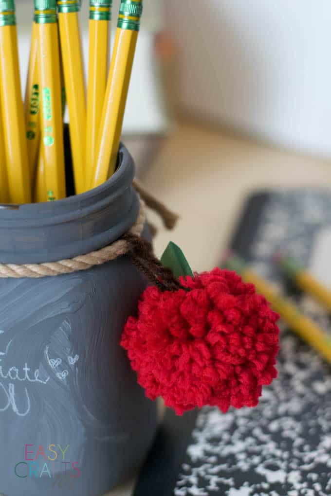 Easy Teacher Appreciation Day Craft