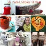 DIY Knitted Stocking Stuffers