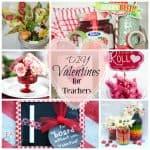 DIY Valentines for Teachers