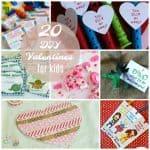 20 DIY Valentines for Kids