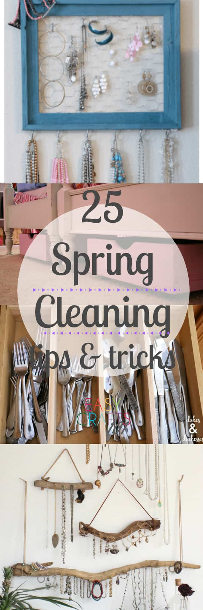 Spring Cleaning Pin