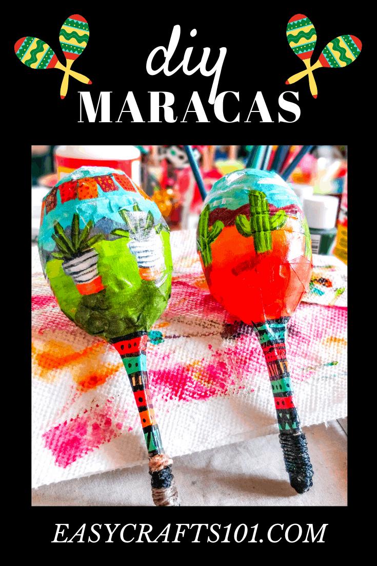 DIY Maracas