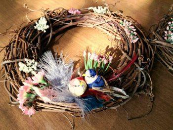 Love Nest Wedding Centerpieces