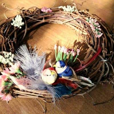 Love Nest Wedding Centerpieces