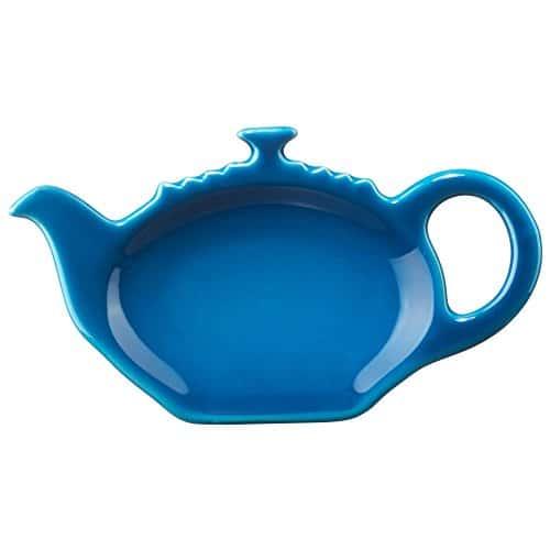 Le Creuset PG8500-1359 Stoneware Tea Bag Holder, Marseille